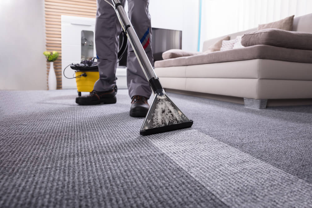 Advanced Carpet Cleaning Services in Bella Vista