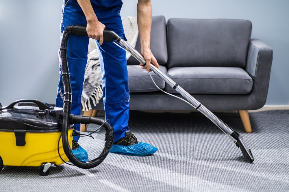 Carpet Cleaning in Campbelltown
