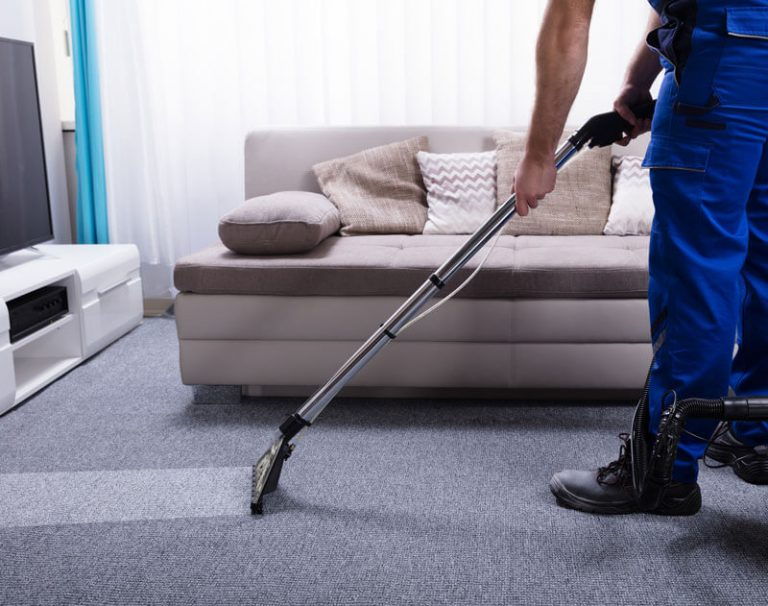 Carpet Cleaning in Liverpool with ITI Certified Technicians