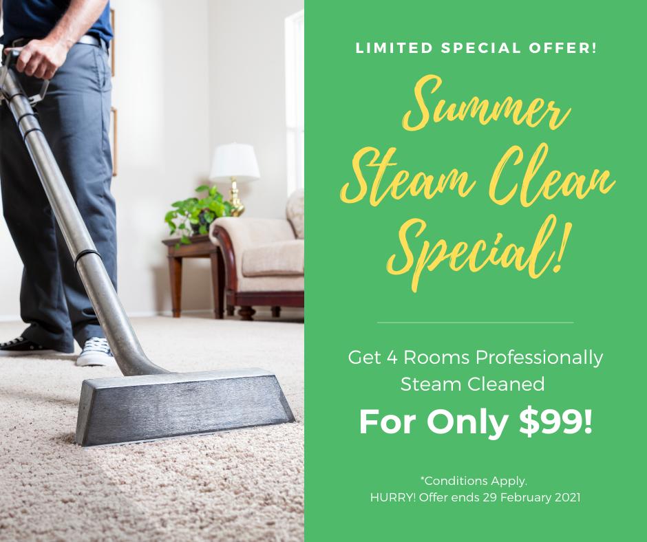 Advanced Carpet Cleaning Services in Bella Vista